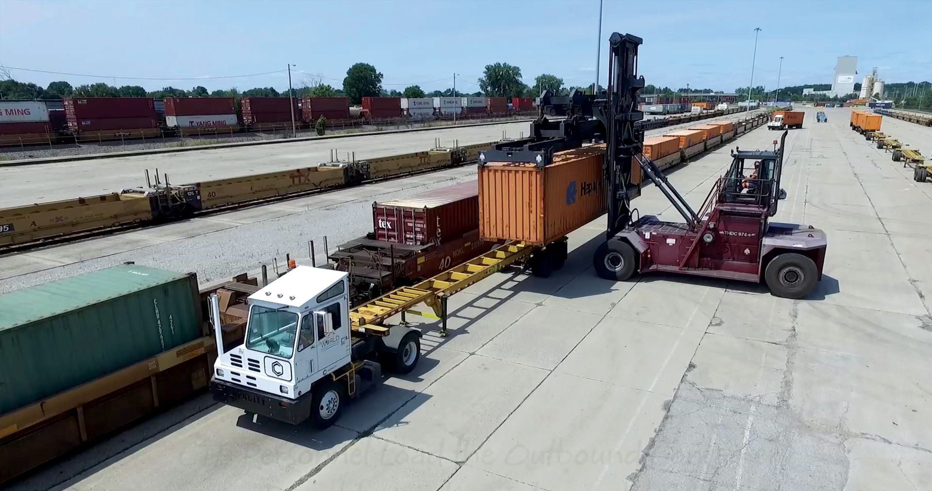What is a Bulk Transloading System?