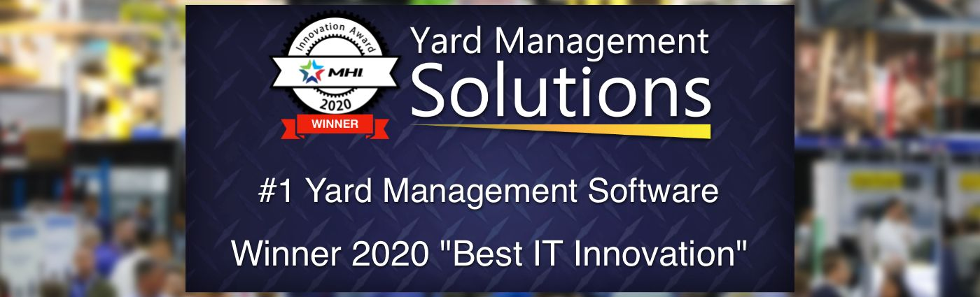 Yard Management Solutions Wins 2020 Award for Best IT Innovation