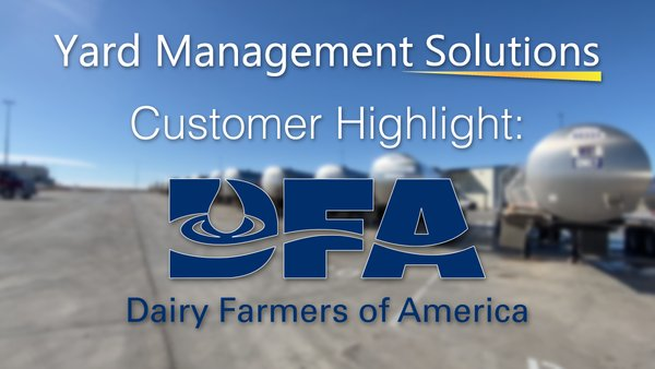 YMS Customer Highlight: Dairy Farmers of America